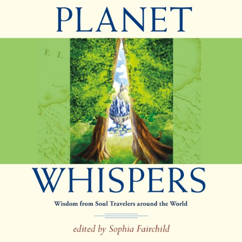 Planet Whispers audiobook cover art