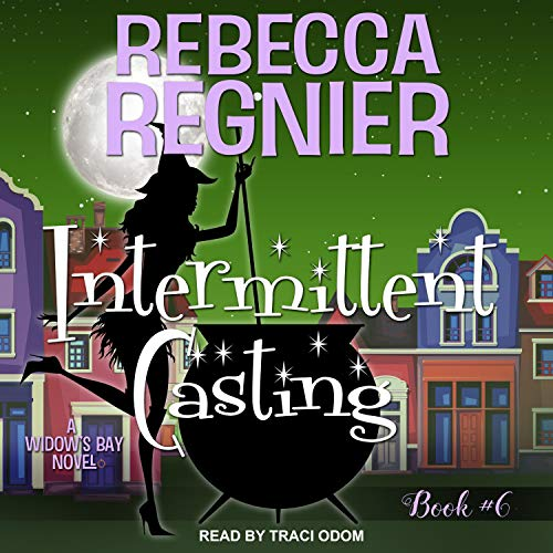 Intermittent Casting Audiobook By Rebecca Regnier cover art