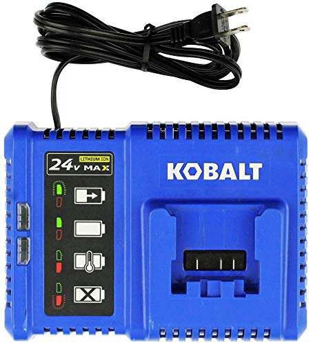 Kobalt 24-Volt Max Power Tool Battery Charger