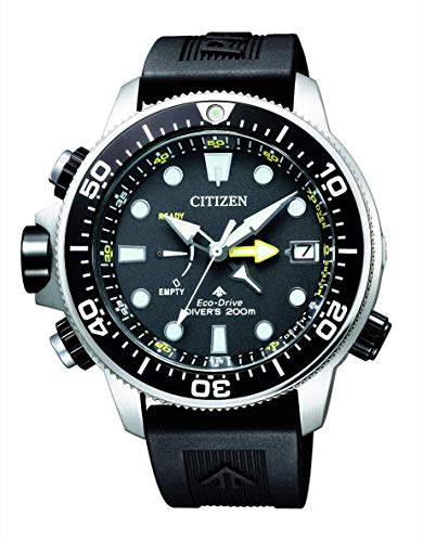 Citizen Promaster Marine Herren-Taucheruhr Eco-Drive BN2036-14E