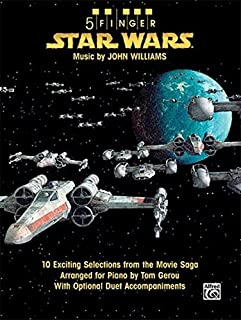 Star Wars: 10 Exciting Selections from the Movie Saga Arrang