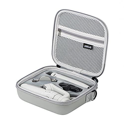 STARTRC Custodia OM 5 custodia da viaggio portatile impermeabile Per DJI OM5 accessori Stabilizzatore per Smartphone, Stabilizzatore a 3 Assi
