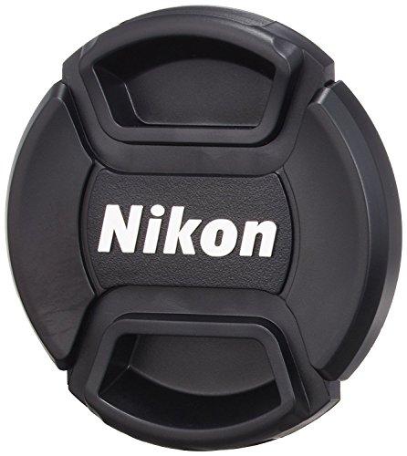 Nikon Lc-52 Coperchietto Frontale Innesto Rapido 52 Mm, Nero