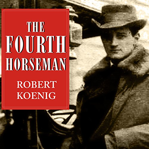 The Fourth Horseman audiobook cover art