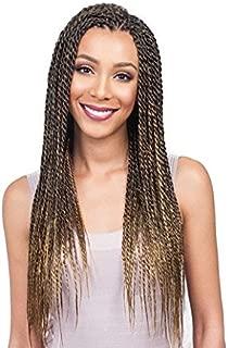 Bobbi Boss Feather Tip Pre-Feather Braiding Hair 100% Afrelle Kanekalon 3oz. 54