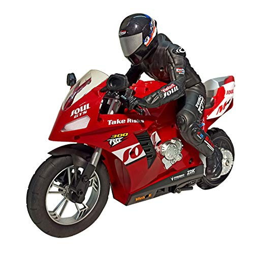 Gigicloud - Ferngesteuerte Motorräder in Red, Größe One Size