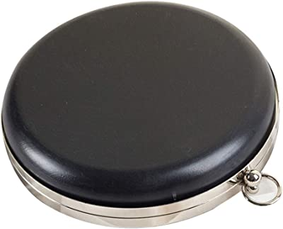 Happy nest Boxes Metal Clasps Dinner Round Box Purses Frame Handles for DIY Handbags Kiss Twisted