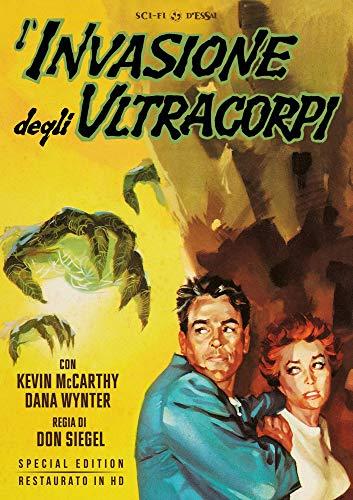 L'Invasione Degli Ultracorpi - Spec,Edit. Restaurato In Hd (Dvd+Poster 24X37 Cm)