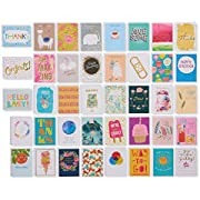 American Greetings All-Occasion Cards Assortment, Birthday, Thank You, Thinking of You, Congratulations & More (40-Count)