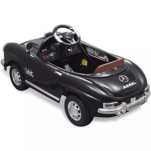 RC Auto kaufen Kinderauto Bild 5: vidaXL Elektro Kinder Auto Lizenz Mercedes-Benz 300SL Fahrzeug mit Fernbedienung*