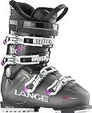 LANGE SX 80 W Botas de esquí, Mujer, Antracita/Magenta, 23.5