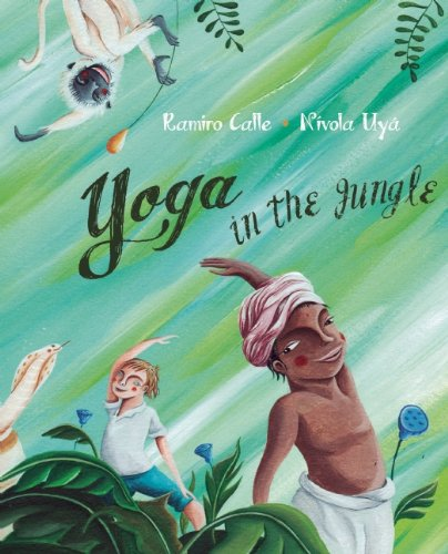Yoga in the Jungle