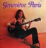 Geneviève Paris - Premier album (Vinyle, album 33 tours 12') AZ / DISCODIS STEC 222, 1976 - Elle...