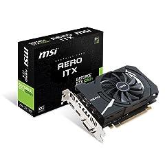 GeForce GTX1050 Ti Aero