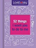 52 Things I Want You to Do to Me (Lovehoney)