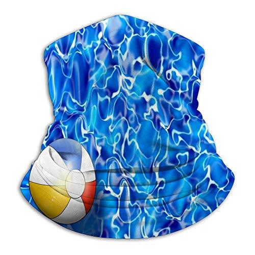 Vince Camu Tubo De Bandanas Sin Costuras,Bufanda,Sombreros Sin Costuras Diadema Pelota De Playa Piscina Agua Colorido Desgaste para La Cabeza
