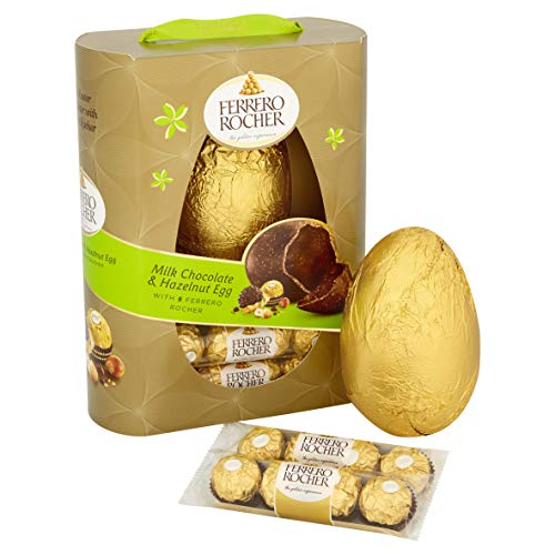 Ferrero Rocher en lata de chocolate con...