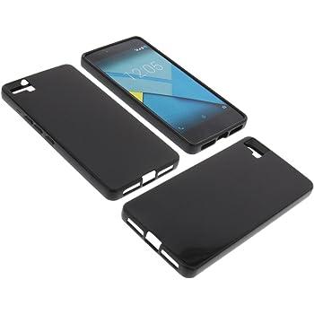 Tumundosmartphone Funda Gel TPU para BQ AQUARIS M5 diseño ...