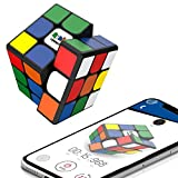 Rubik's Connected - The Connected Electronic Cube That Allows You to Compete with Friends & Cubers Across The Globe. App-Enabled STEM Puzzle That Fits All Ages and Capabilities
