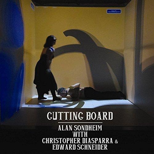 Cutting Board by Christopher Diasparra, Edward Schneider, Alan Sondheim (2014-10-28j