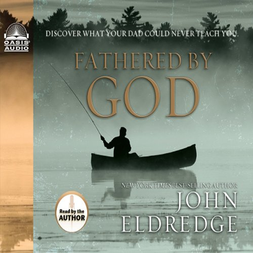 Fathered By God audiobook cover art