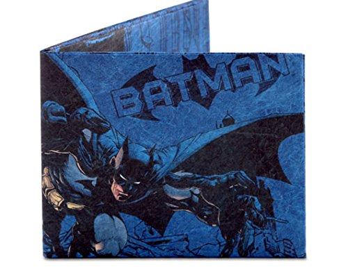 Mighty Wallet Men's Batman In Action, One Size