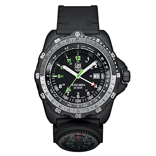 Luminox RECON NAV SPC XL.8831.KM Reloj de Plásticolsera Cuarzo Hombre correa de Plástico Negro
