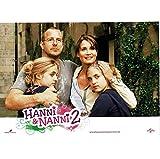 Hanni + Nanni 2 - Heino Ferch - Anja Kling - 4 Aushangfotos