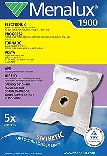 Tesco VCBD 1611 Aspirateur Papier Sac à Poussière 5 Pack