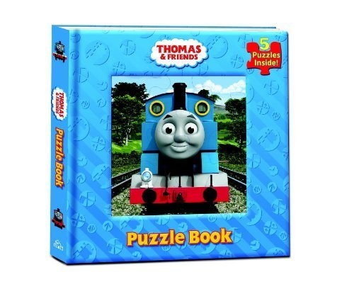 Thomas and Friends Puzzle Book (Thomas & Friends) by Rev. W. Awdry (2010-08-10)