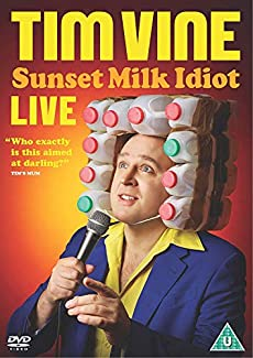 Tim Vine - Sunset Milk Idiot Live