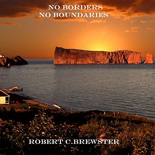 No Borders, No Boundaries audiobook cover art