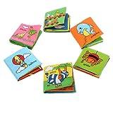 Baby buch Fühlbuch Knisterbuch Spielbuch Kuschelbuch Lernbuch Bildbuch Kinder englisch