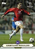 2020 Topps The Lost Rookie Cards Cristiano Ronaldo Soccer Card. rookie card picture