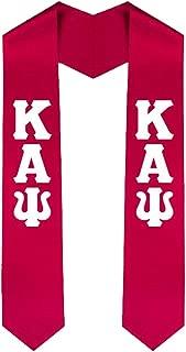 kappa alpha psi graduation sash