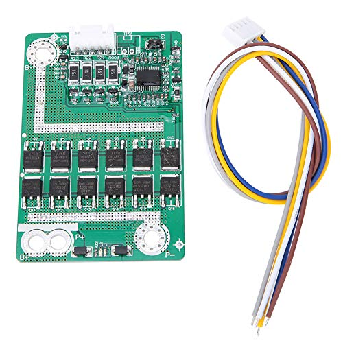 Protección contra sobrecorriente Placa de protección de batería LiFePO BMS PCB Detecta...
