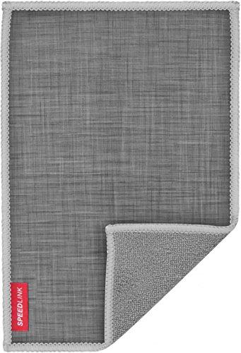 bester Test von putztucher baumwolle Hochwertiges Speedlink Mikrofasertuch – SILK Cotton Reinigungstuch (Soft Cleaning…