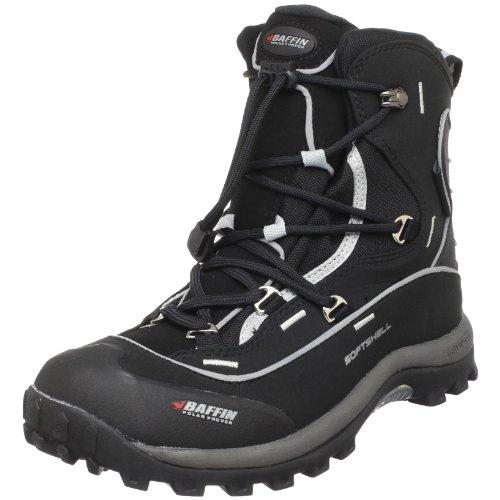 Baffin Women's Snosport Hiking Boot,Black,6 M US