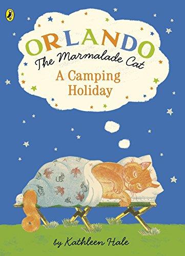 Orlando the Marmalade Cat: A Camping Holiday (Orlando the Marmalade Cat 1)