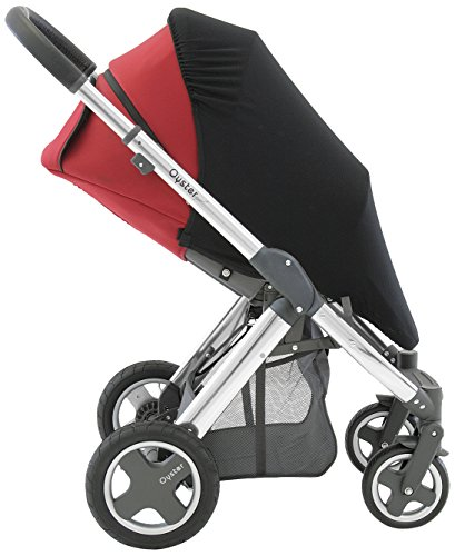 Babystyle Oyster Protection Soleil/occultant (Noir)