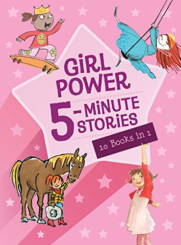 Girl Power 5-Minute Stories