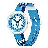 [スウォッチ] 腕時計 フリック フラック FLIK Flak Olympic Games Tokyo 2020 FPNP092 ボーイズ ブルー