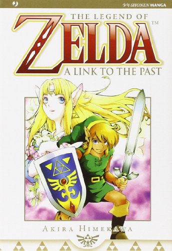 A Link to the past. The legend of Zelda
