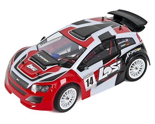 LOSI MINI RALLY CAR BRUSHLESS 4WD 1:14 2,4 GHZ RTR