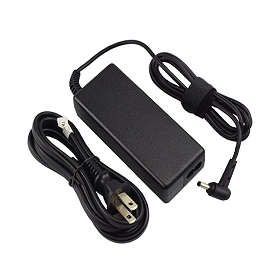 45W AC Charger Compatible with Toshiba Portege Z30 A30 R30, Tecra Z40 Z40-C Z40t-C Z40-B A40 A40-D A40-C A50 A50-D A50-C C50 C50-D C50-C Laptop Adapter Power Supply with Extra Cord