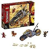 LEGO Ninjago -  Gioco per Bambini La Moto da Cross di Cole, Multicolore, 6250872