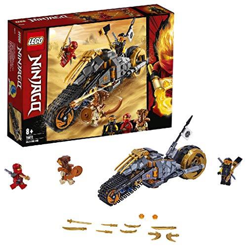 レゴ(LEGO) ニンジャゴー コールのデザルトバイク 70672 ブロック おもちゃ 男の子