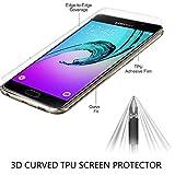 XEPTIO Samsung Galaxy A5 2016 Protection d'écran en TPU - Films Protecteur d'écran...