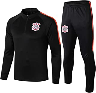 Men's Sweatshirt Set, Torpedo Speedboats Corinthians Football Club Long Sleeve Tracksuits, Sport Club Corinthians Paulista Jerseys, Adult Sportswear Training Shirts