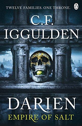 Darien: Empire of Salt Book I (English Edition)